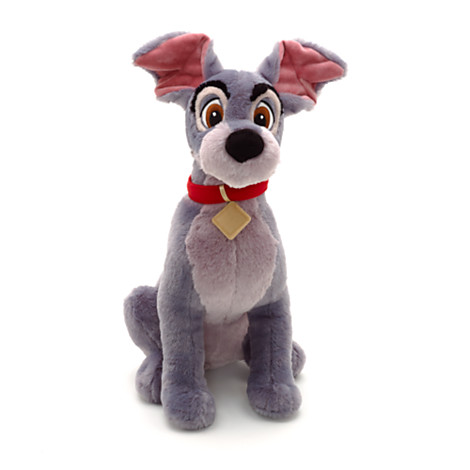 Disney Tramp plyš 42 cm - Lady a Tramp