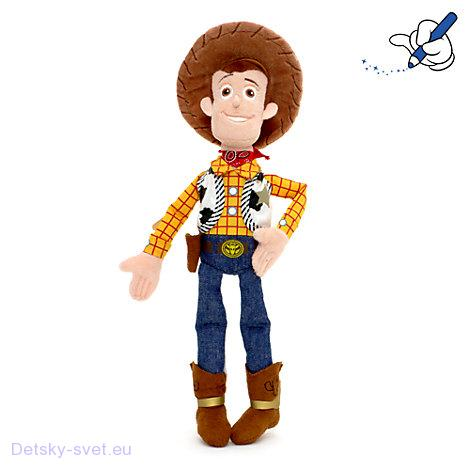 Disney Woody měkká panenka medium