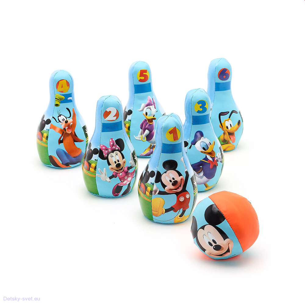 Disney bowling Mickey Mouse