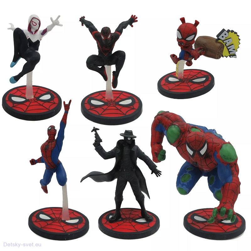 Disney figurky Spiderman