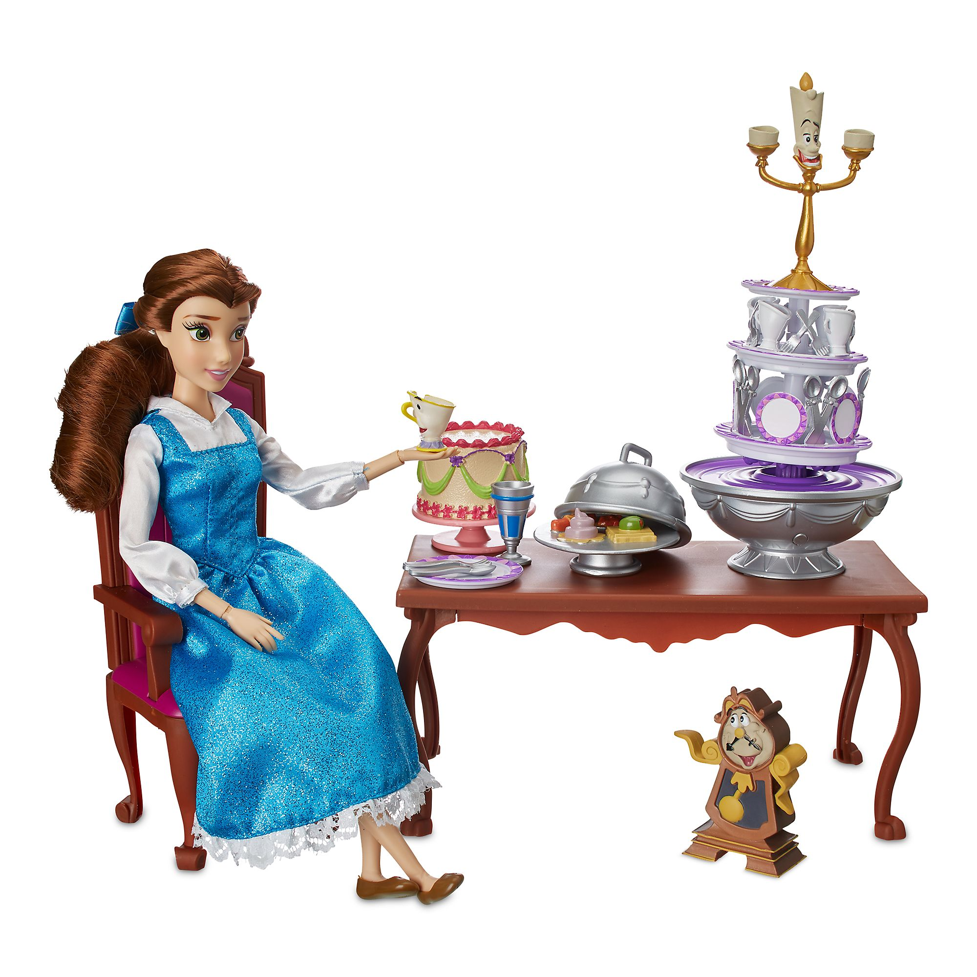 Disney playset panenka Bella