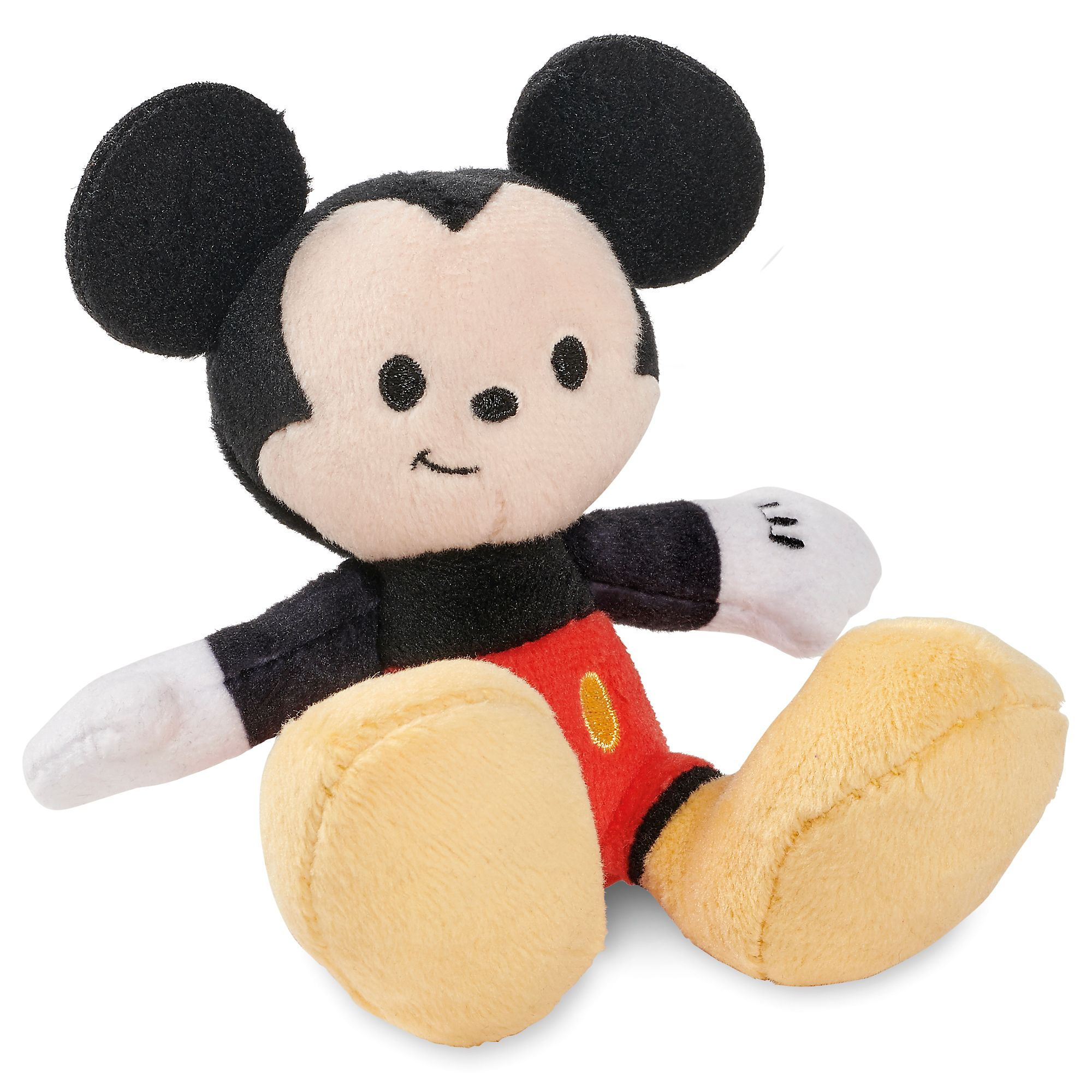 Disney Mickey Mouse big feet mini plyš