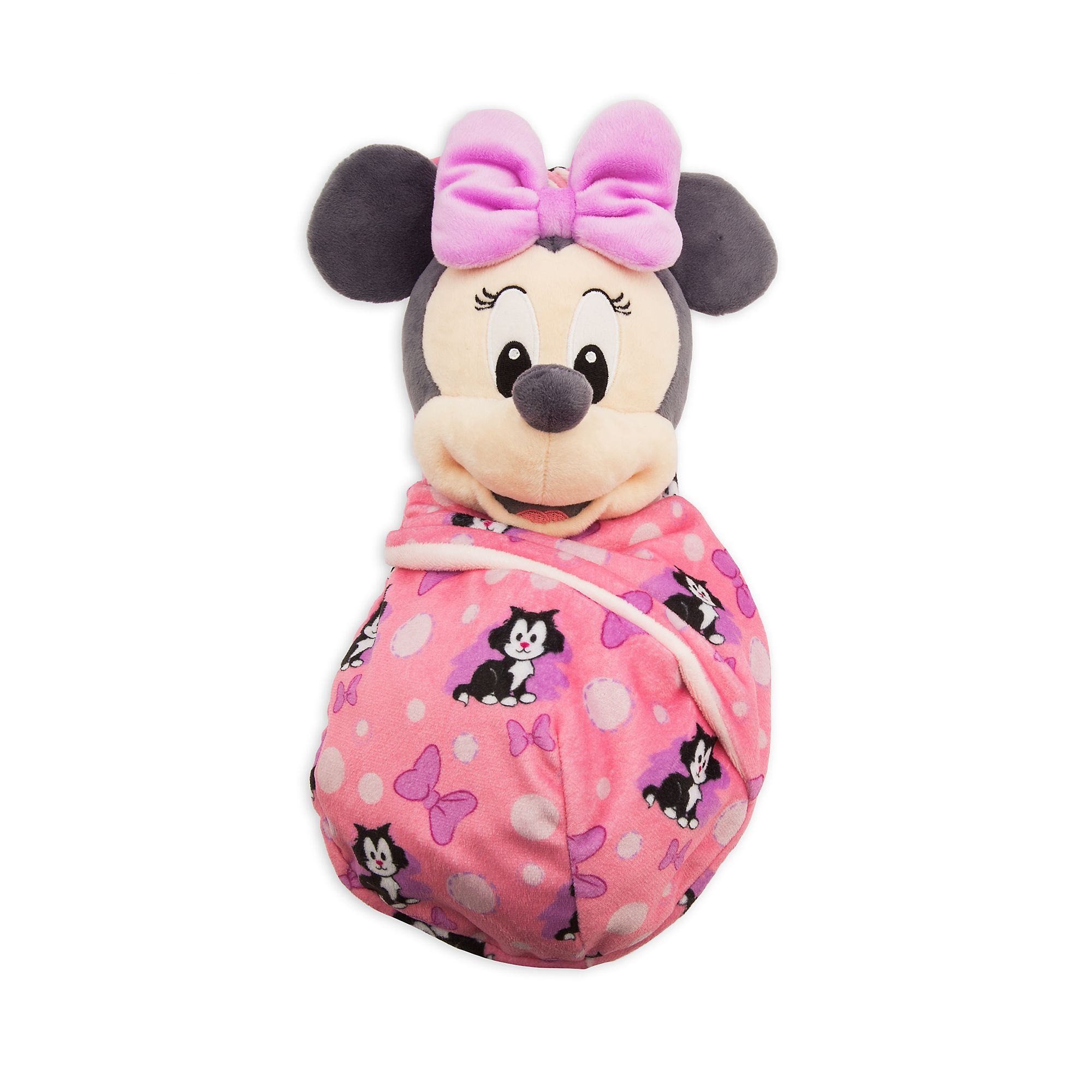 Disney Minnie Mouse v zavinovačce plyš
