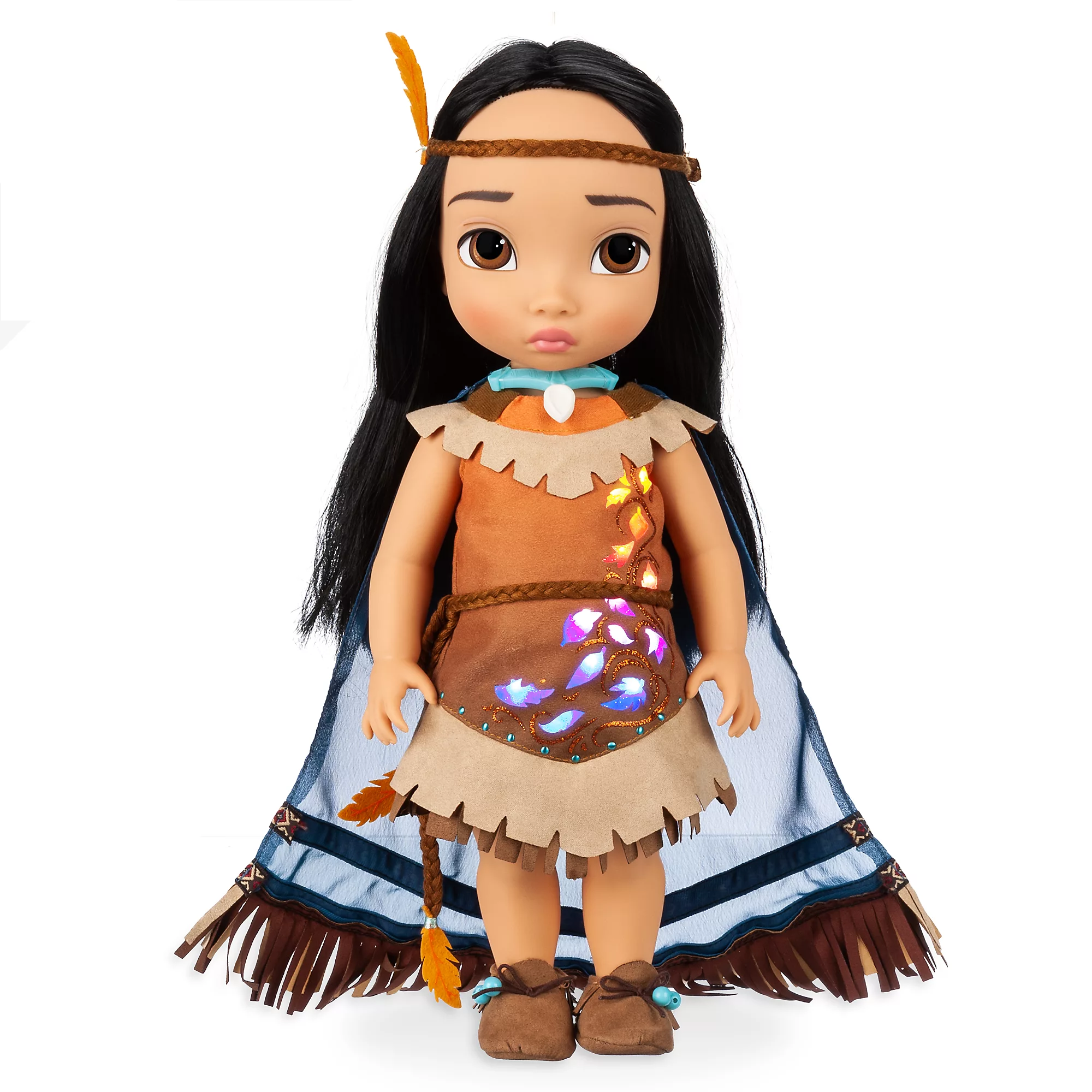 Disney Panenka Pocahontas Special Animators' Collection