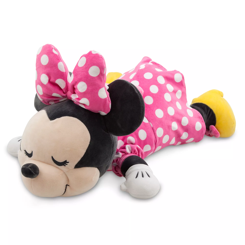 Disney Minnie mouse plyš large Cuddleez kolekce