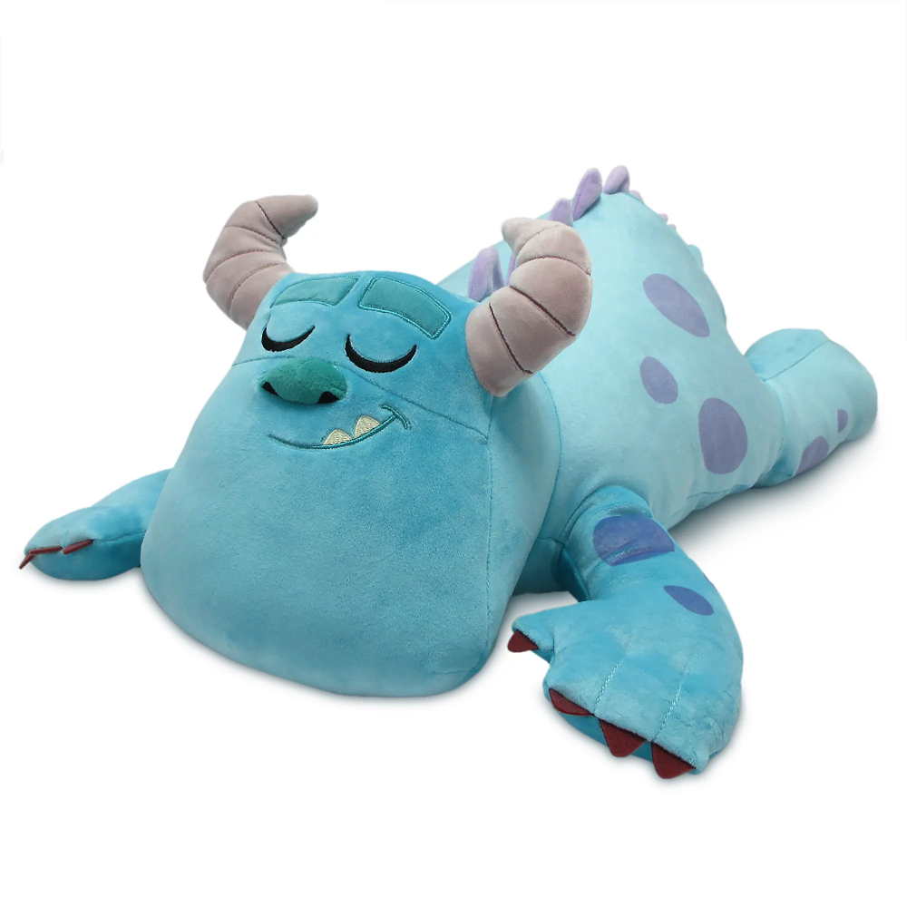 Disney Sulley plyš large Cuddleez kolekce