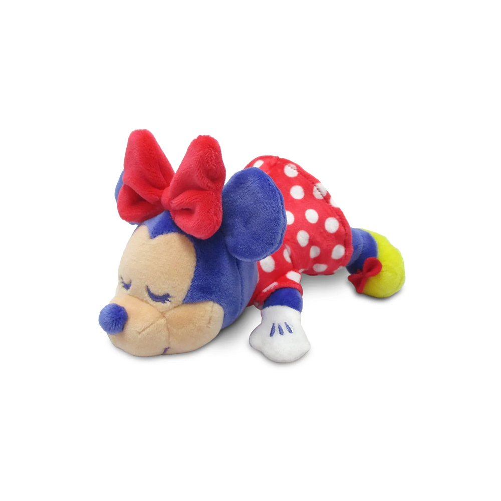 Disney Minnie Mouse plyš mini Cuddleez kolekce