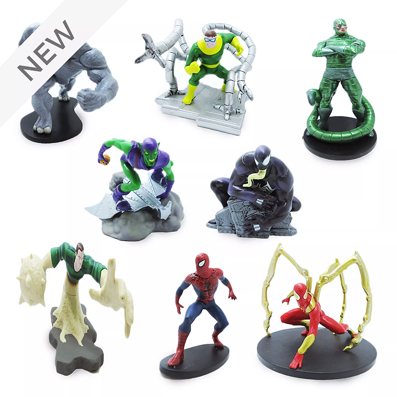 Disney deluxe figurky Spiderman
