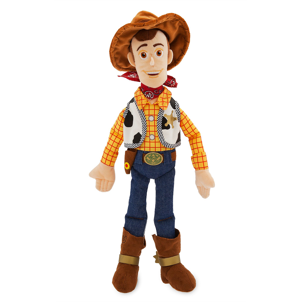 Disney Woody medium plyš