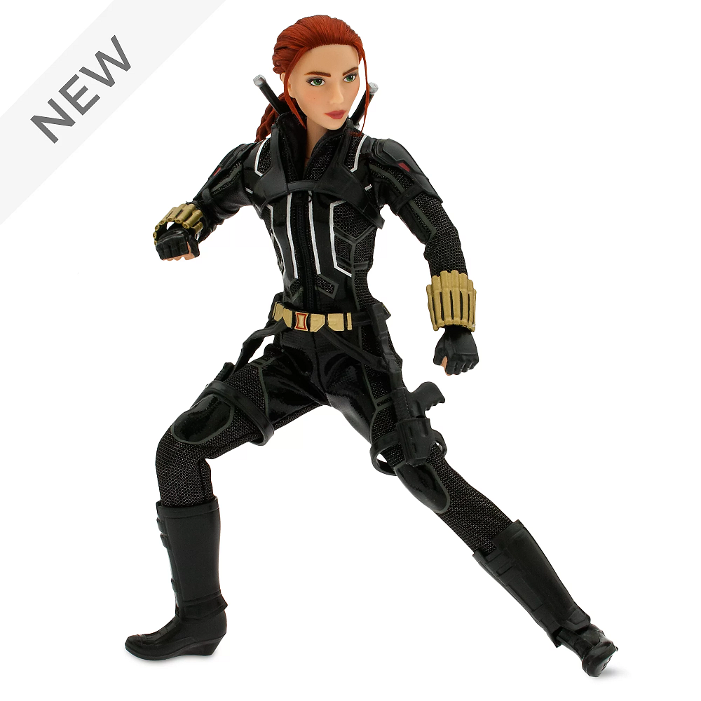 Disney panenka Black Widow