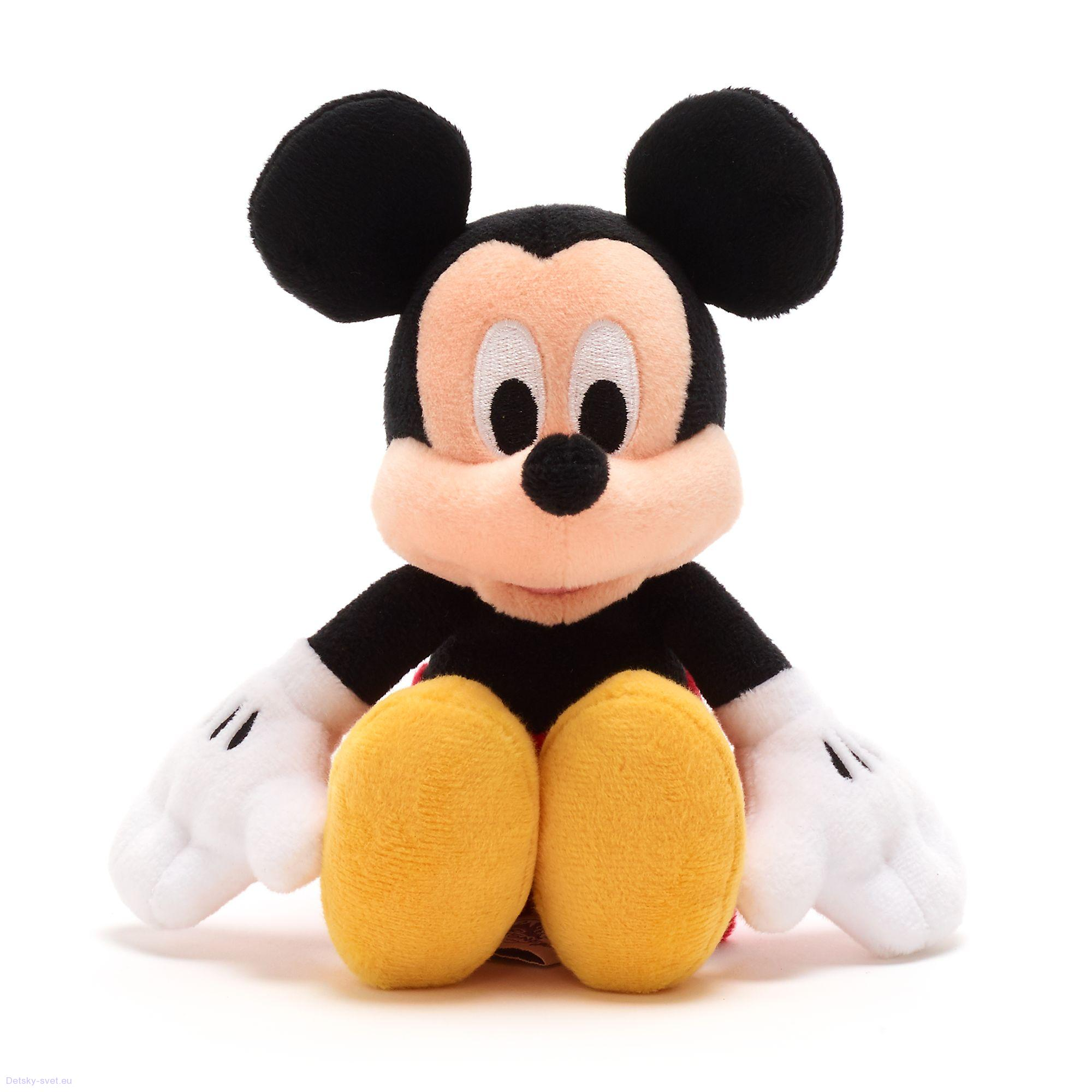 Disney mini plyšák a hrnek Mickey Mouse